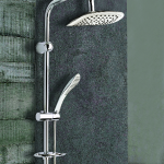 Double Spout Shower Sets